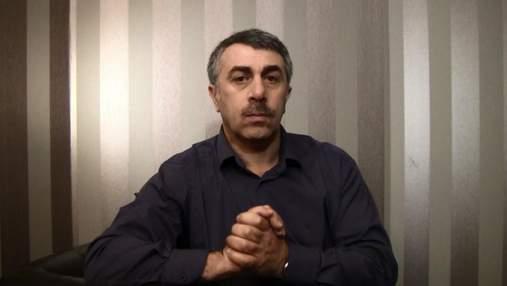 Известный доктор Комаровский сказал, почему украинцы умирают от гриппа