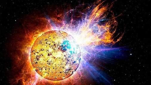 На Землю надвигаются две магнитные бури