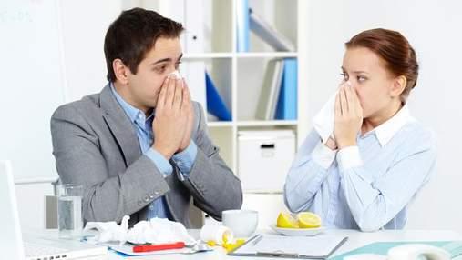 Скільки часу людина становить небезпеку для інших, поки хворіє на вірусну інфекцію