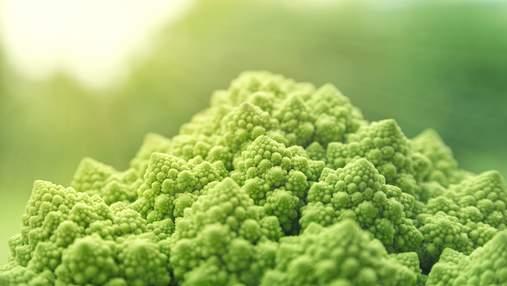 Чим цвітна капуста краща за інші овочі: цікаві факти