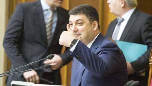 Володимир Гройсман пообіцяв зробити щеплення від кору перед камерами