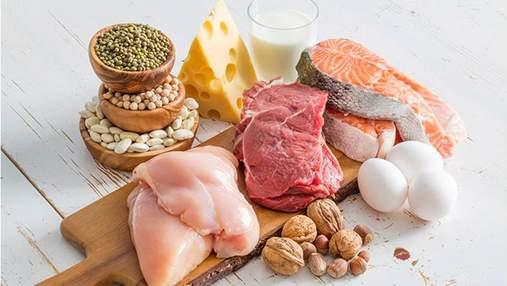 Какие продукты содержат белок: список