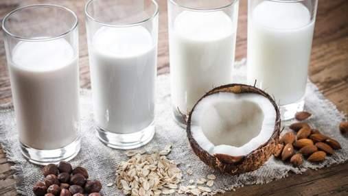 В Украине впервые запустили выпуск растительного молока