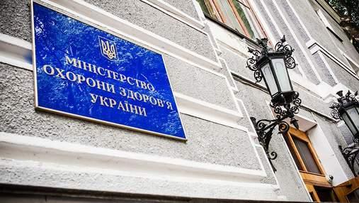 МЗ: корь в Украине прогрессирует