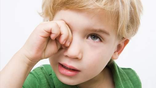 Частые ячмени у ребенка: Комаровский объяснил, что делать