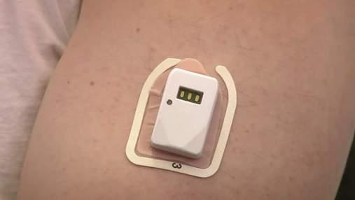 Забудьте об иглах: создали пластырь, который измеряет уровень глюкозы