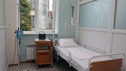 Медичний факультет одного з університетів України закрили на карантин через спалах дифтерії