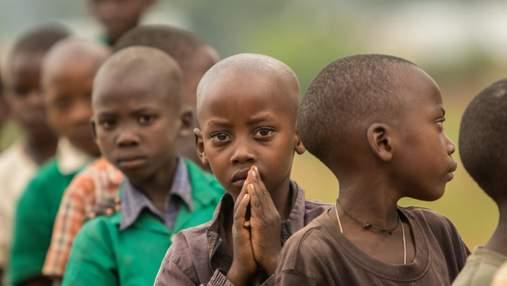 Корь за год убила 5 тысяч человек в Конго