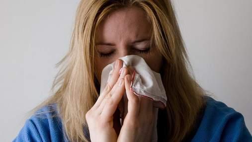 Про які хвороби може розповісти колір виділень з носа
