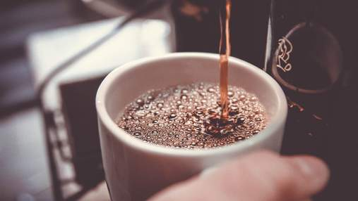 Кофеїн зменшує рівень холестерину та ризики ожиріння