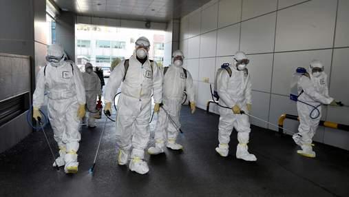 У Грузії кількість хворих на коронавірус збільшилася до 12 людей
