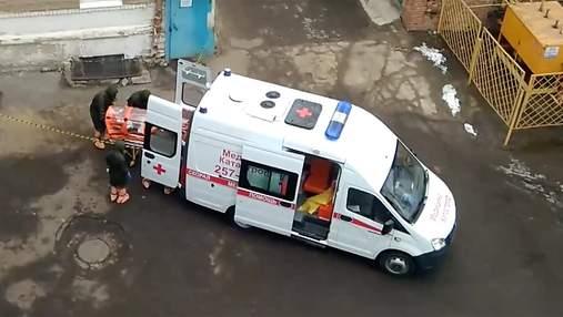 У женщины, которую госпитализировали в Житомире по подозрению на коронавирус, обнаружили грипп