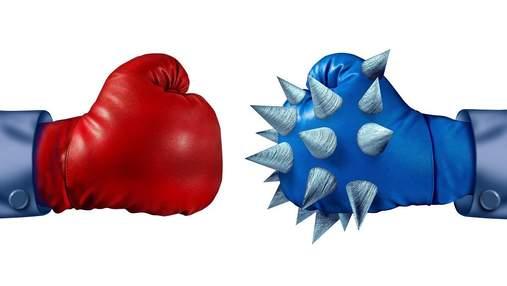 Антибактеріальні чи антисептичні засоби: що сильніше?