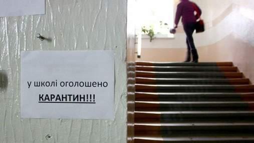Ситуація з коронавірусом у Києві: скільки учнів і вчителів захворіли на COVID-19