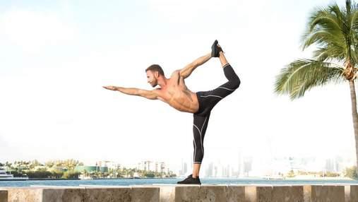 Йога для чоловіків: вправи та поради для початківців