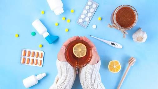 Сезон застуд не за горами: розповідаємо як зміцнювати імунітет