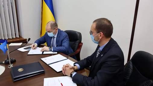Україна підписала дворічну угоду з ВООЗ про співпрацю: деталі