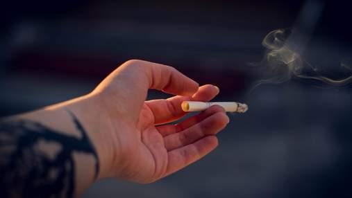 Куріння призводить до важчого перебігу COVID-19 та погіршення імунітету: дослідження