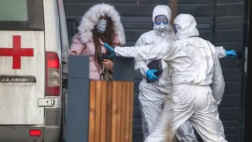 В Украине за сутки обнаружили 10 622 больных коронавирусом: статистика