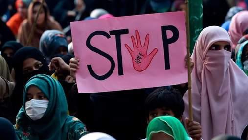"""У Пакистані вперше заборонили перевіряти цноту """"тестом двох пальців"""": чому це важливо"""