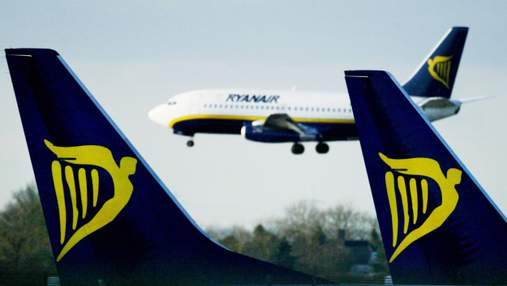 Ryanair скасував низку рейсів з України: що змінилось