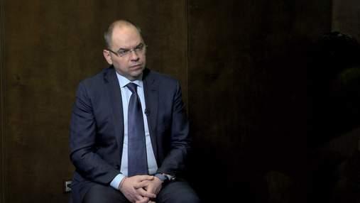 Степанов назвал основания для продления локдауна в Украине
