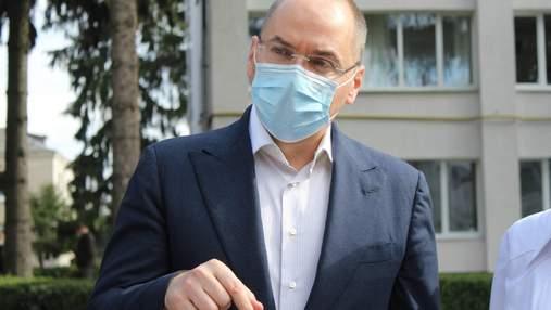 Степанов заявив, що в Україні в жодному разі не скасують локдаун
