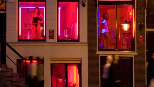 Квартал красных фонарей в Амстердаме закрывают навсегда: причина