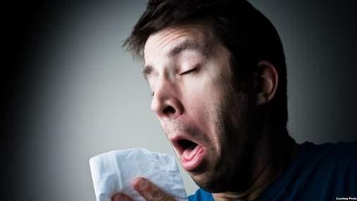 Необычный фетиш: есть люди, которые возбуждаются от чихания