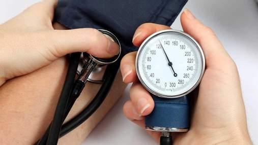 Нормальний тиск для жінок і чоловіків: змінили діапазон