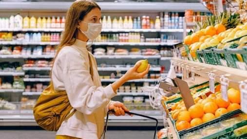 Більше м'яса, менше фруктів й овочів: як змінилося харчування українців під час карантину