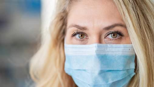 В Україні за добу виявили 3 206 хворих на коронавірус