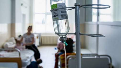 Еще в одном детском саду на Тернопольщине зафиксировали вспышку кишечной инфекции