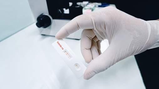Вчені розробили нові швидкі діагностичні тести на COVID-19
