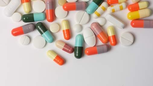 В Украине планируют запретить продажу лекарственных средств детям