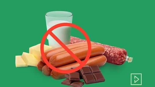 Українці назвали 10 продуктів харчування, які викликають в них недовіру