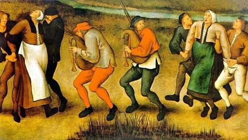 Танцевальная чума в Средневековье: неизвестная болезнь, заставляющая людей танцевать до смерти