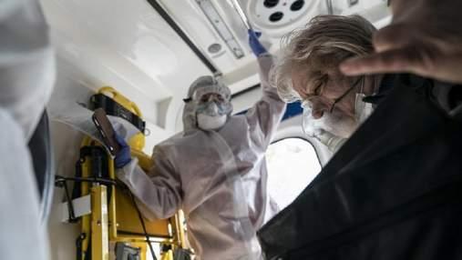 Лікар зі Львова розповів про нові симптоми коронавірусу