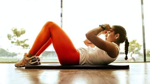Надлишок фізичних навантажень впливає на здоров'я, як небезпечне захворювання на ранніх стадіях