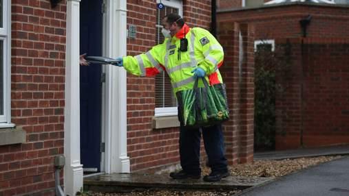 Кожен мешканець Англії двічі на тиждень зможе безкоштовно зробити тест на COVID-19