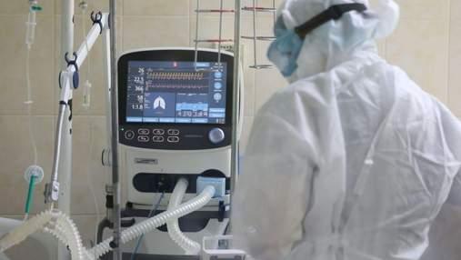 Более 1000 новых больных в сутки: неутешительная статистика COVID-19 на Львовщине