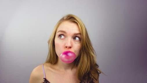 Як жуйки впливають на здоров'я зубів