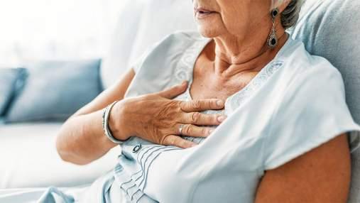 Психічні розлади підвищують ризик смерті після інфаркту
