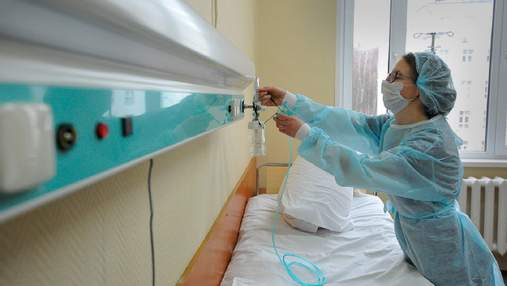 Скільки в Україні коштує лікування важкого перебігу коронавірусу