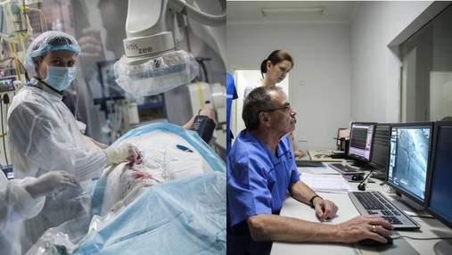 Всесвітно відомий кардіолог зі Швейцарії прооперував киянина: пацієнт був весь час при тямі