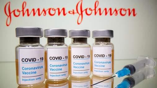 Регулятор ЄС розглядає зв'язок між ще однією вакциною від коронавірусу та тромбами