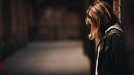 Депресія прискорює старіння організму