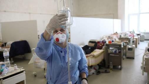 Коронавирус на Львовщине: сколько новых больных и какова ситуация в больницах