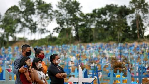 Почему в Бразилии от коронавируса умирает так много детей
