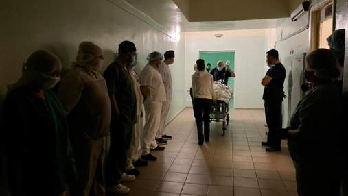Чтобы спасти жизни трех пациентов: авиация Нацгвардии помогла транспортировать органы